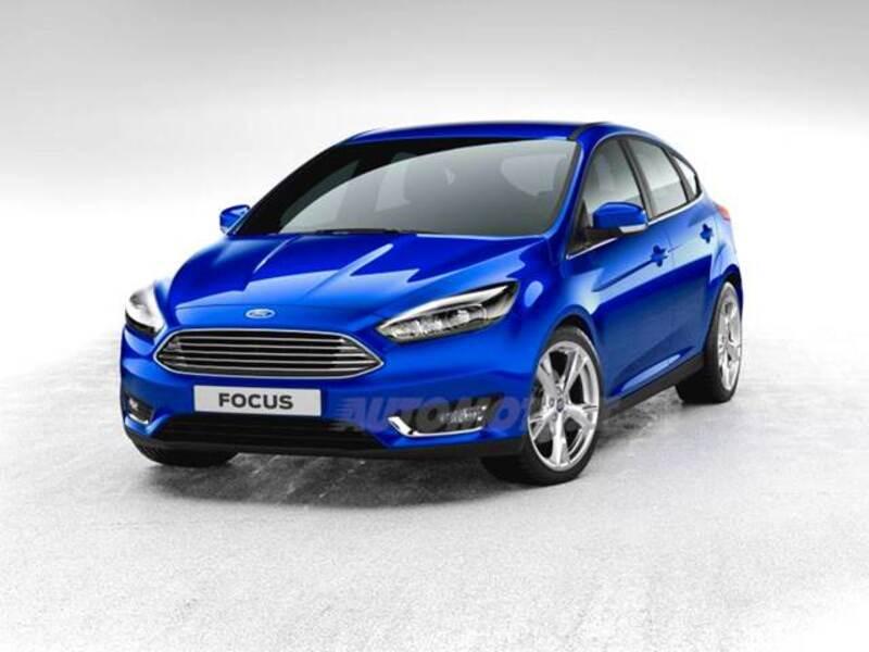 Ford Focus 1.6 TDCi 115 CV Titanium