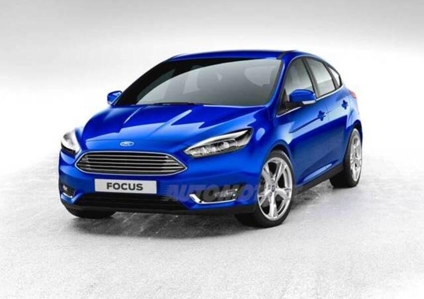 Ford Focus 1.6 120 CV GPL Titanium
