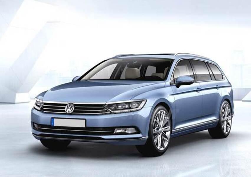 Volkswagen Passat Variant Businessline 1.6 TDI DSG BlueMotion Tech.