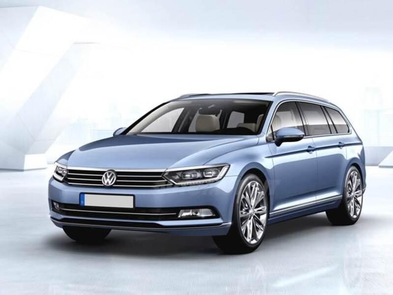 Volkswagen Passat Variant Business 2.0 BiTDI 4MOTION DSG Highline BMT