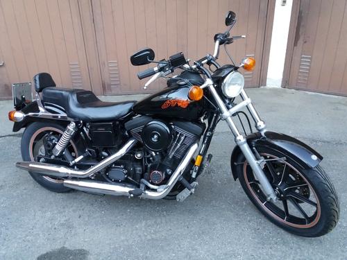Harley Davidson Dyna Glide Sturgis, 1991