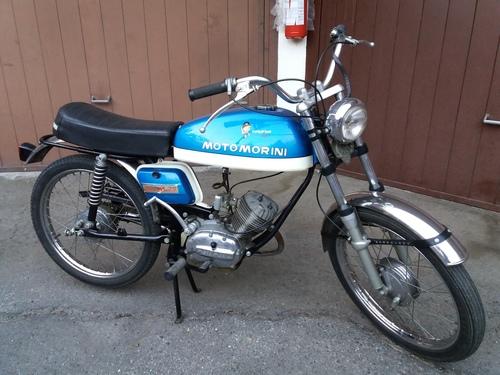 Moto Morini Corsarino Zeta Zeta