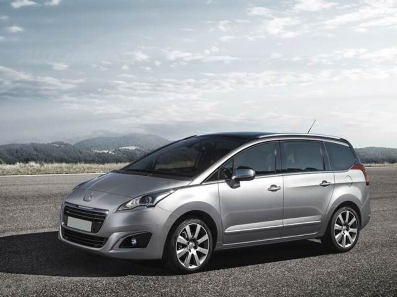 Peugeot 5008 BlueHDi 120 S&S Active