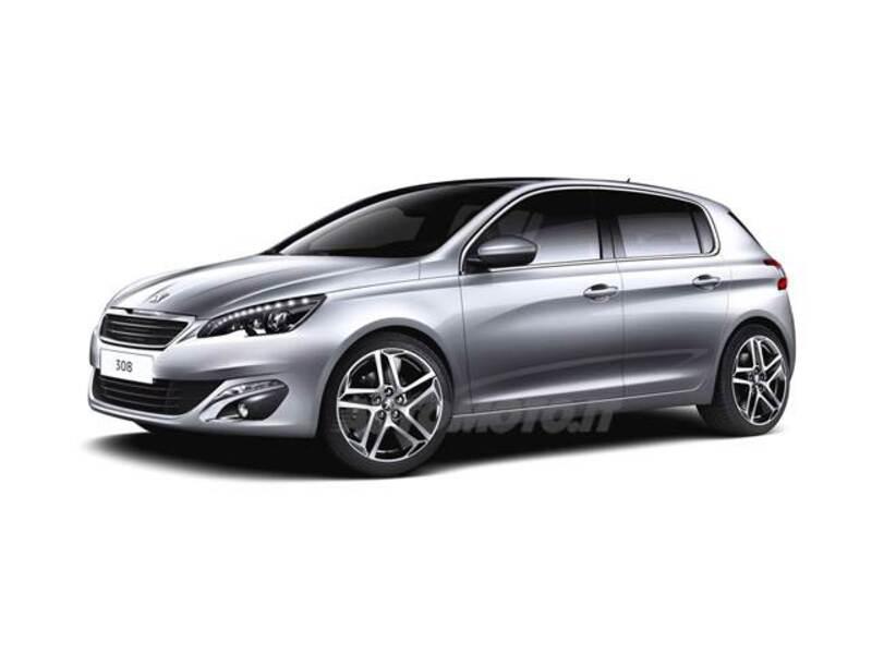 Peugeot 308 BlueHDi 120 EAT6 S&S Active