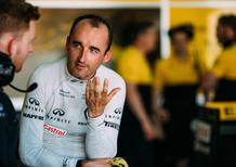 Kubica-Williams: inizia il tam tam