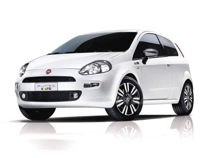 Fiat Punto 1.4 8V 3 porte Easypower Young