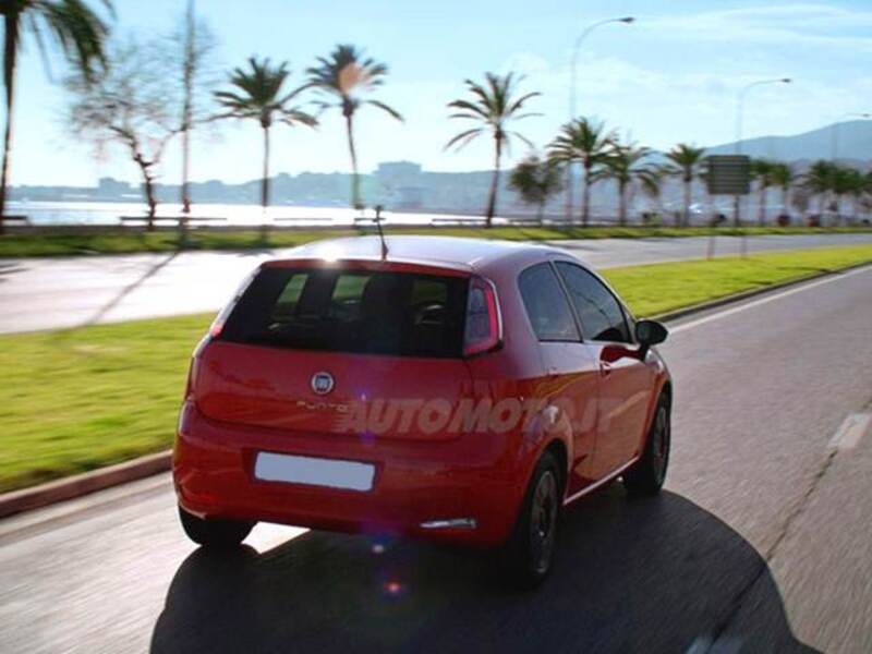 Fiat Punto 1.4 8V 5 porte Natural Power Young
