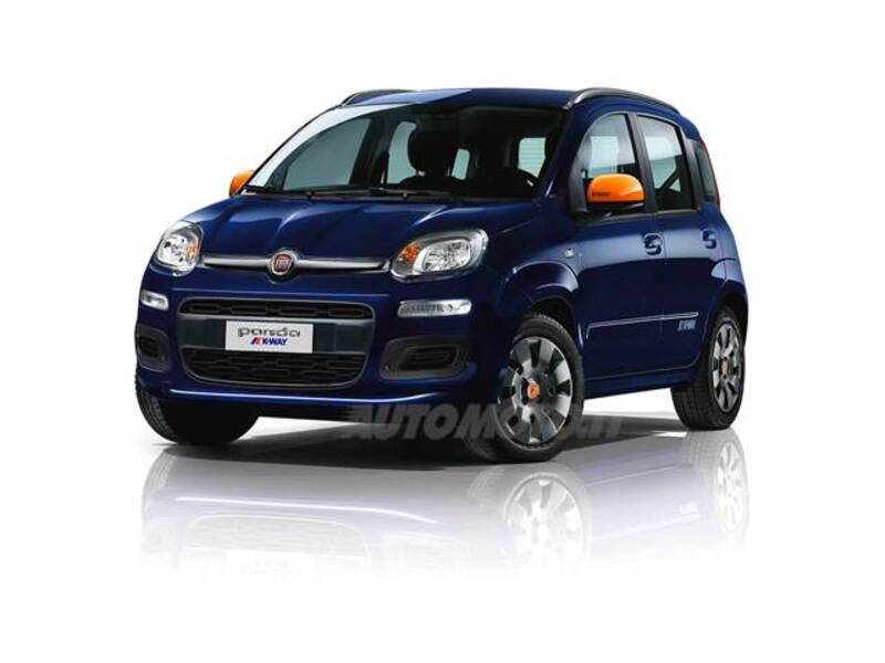 Fiat Panda 0.9 TwinAir Turbo Natural Power K-Way