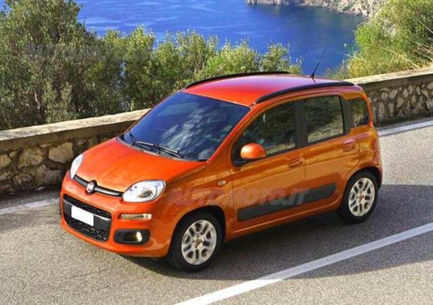Fiat Panda 1.3 MJT 95 CV S&S Lounge