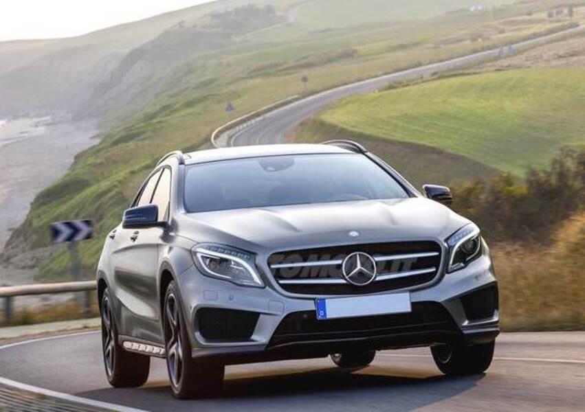 Mercedes-Benz GLA suv 220 CDI Automatic 4Matic Enduro
