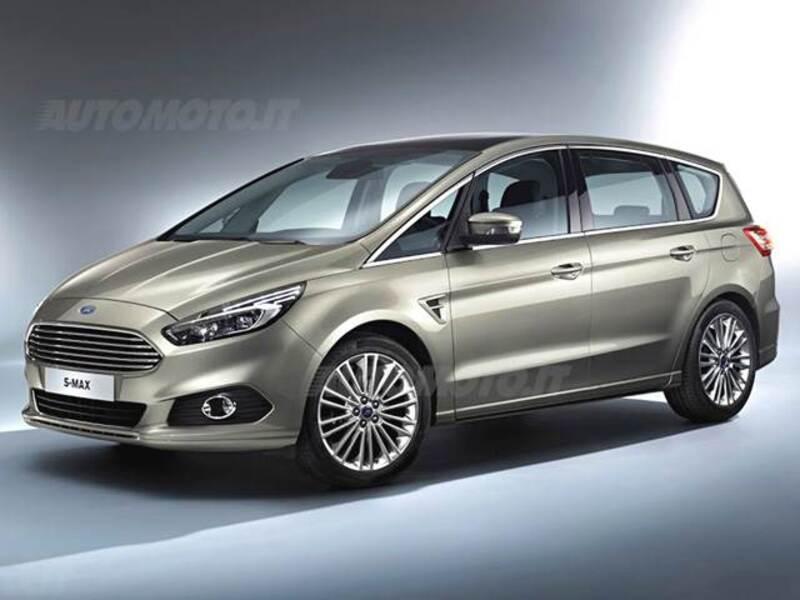 Ford S-Max 2.0 TDCi 150CV Start&Stop Powershift Titanium