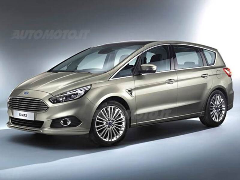 Ford S-Max 2.0 TDCi 150CV S&S Powershift 7p.ti Titanium Business