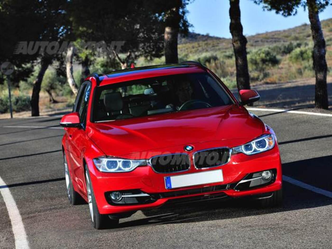 PARASOLE BMW 3er Station Wagon dal 2012 pannelli frontali posteriori lunotto f31