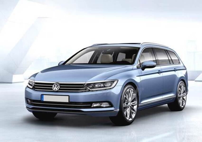 Volkswagen Passat Variant 1.6 TDI Business BlueMotion Technology