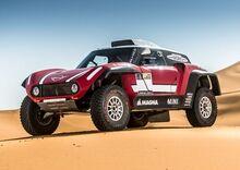Mini, alla Dakar 2018 c'è anche la Mini Buggy