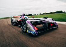 Formula E, DS Virgin Racing presenta la sua vettura per la stagione 2017/2018