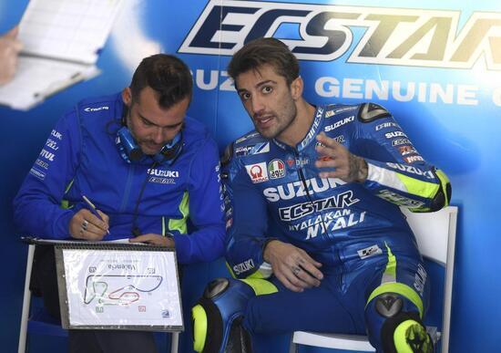 MotoGP. Iannone è il più veloce nella prima giornata di test a Jerez