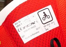 Dentro le certificazioni: calzature protettive per motociclisti
