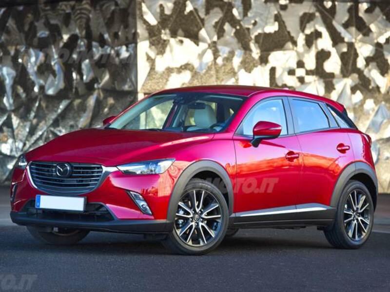 Mazda CX-3 2.0L Skyactiv-G Evolve