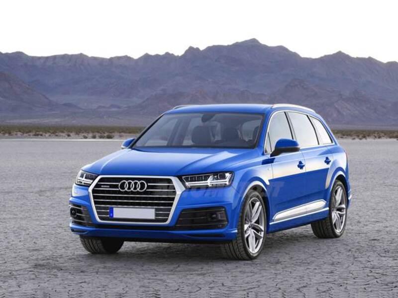 Audi Q7 3.0 TFSI quattro tiptronic Business Plus