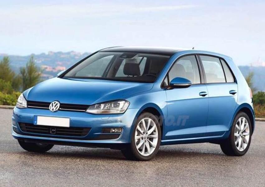 Volkswagen Golf 1.4 TGI DSG 5p. Executive 4 Free BlueMotion
