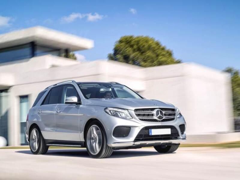 mercedes-benz gle 350 d 4matic exclusive nuove, listino prezzi