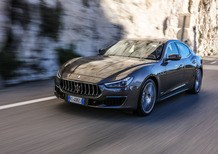 Maserati Ghibli 2018: fari full led e guida TOP per GranSport e GranLusso [Video]