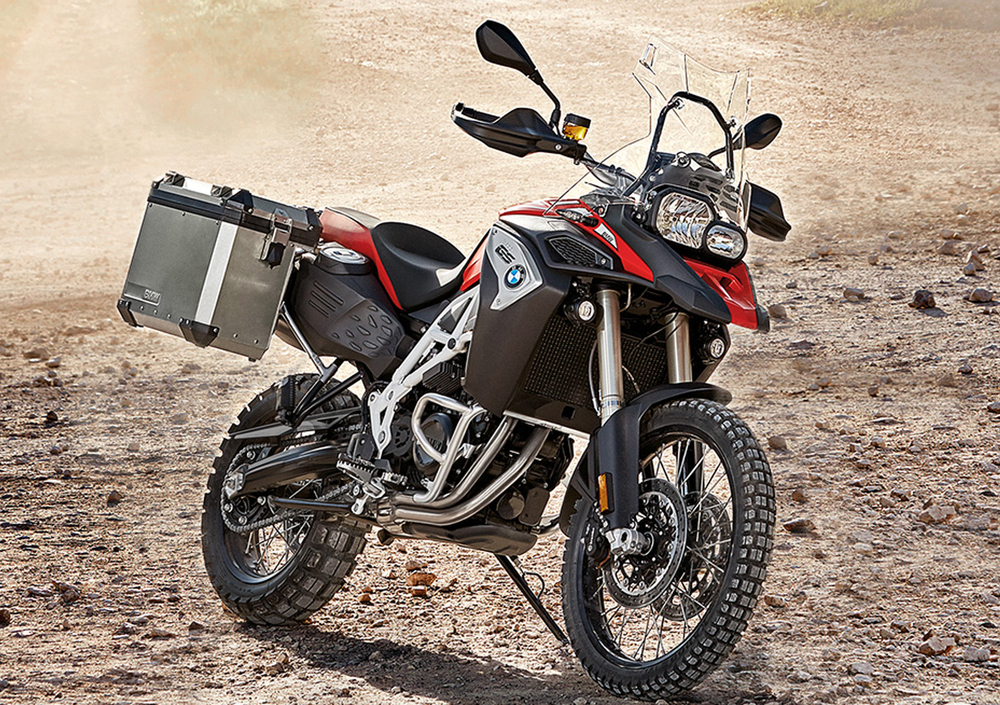 bmw f 800 gs adventure 2018 prezzo e scheda tecnica. Black Bedroom Furniture Sets. Home Design Ideas