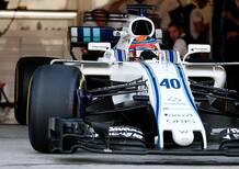 F1: Robert Kubica, 100 giri sulla Williams FW40 ad Abu Dhabi