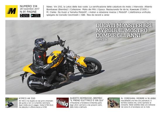 Magazine n° 314, scarica e leggi il meglio di Moto.it