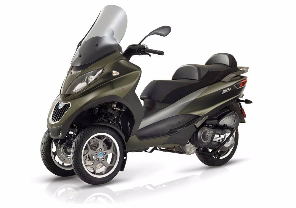 Piaggio MP3 500 ie Business LT (2017 - 18)
