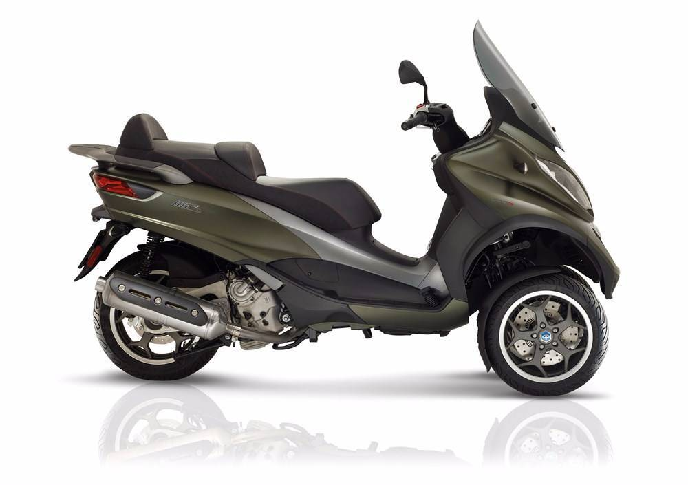 Piaggio MP3 500 ie Business LT (2017 - 18) (3)