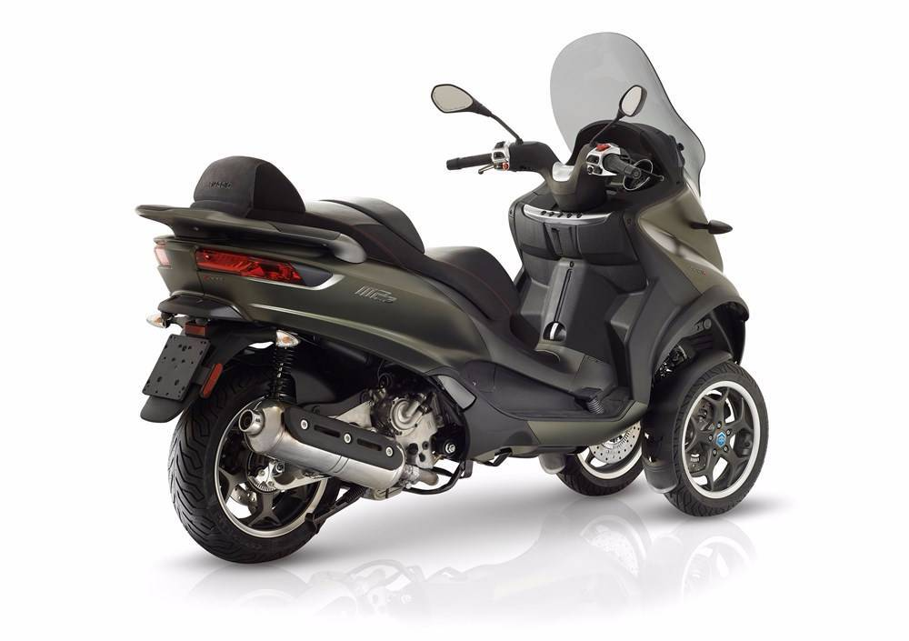 Piaggio MP3 500 ie Business LT (2017 - 18) (5)