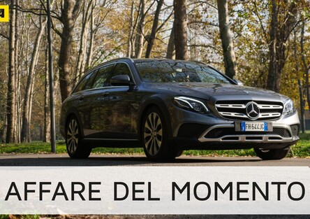 Affare del Momento, Mercedes: Classe E220 d 4Matic All-Terrain