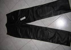 pantaloni pelle alpinestar 4w Alpinestars