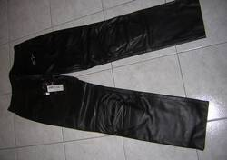 pantaloni in pelle Acerbis 4w Alpinestars