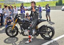 Keanu Reeves: Sono un motociclista vero, non uno da weekend