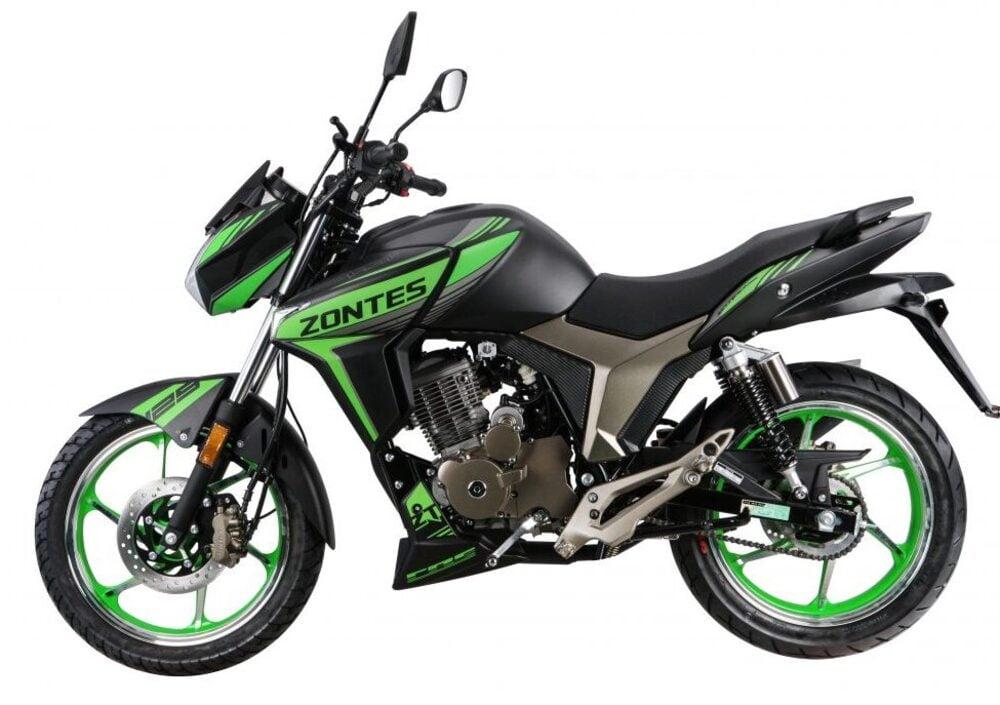 Zontes ZT 125 H (2017 - 19), prezzo e scheda tecnica - Moto.it