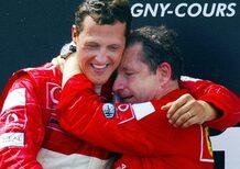 F1, Jean Todt: «Schumacher sta ancora lottando»