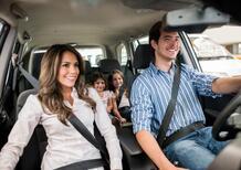 Italiani in auto: nel 2016 abbiamo guidato di più