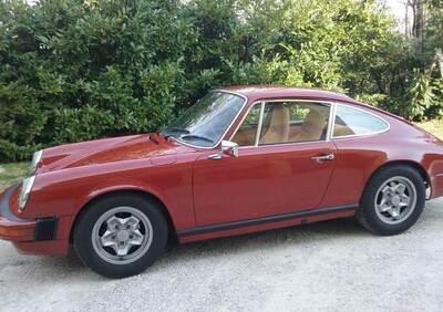 911 2,7S 175cv d'epoca del 1974 a Borgo Maggiore di Repubblica di San Marino