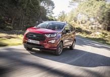 Ford EcoSport: versione XS della Edge, rimane fedele alla sua mission [Video]