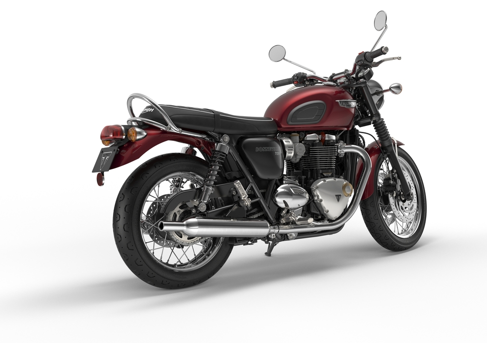 Triumph Bonneville T120 (2016 - 19) (4)