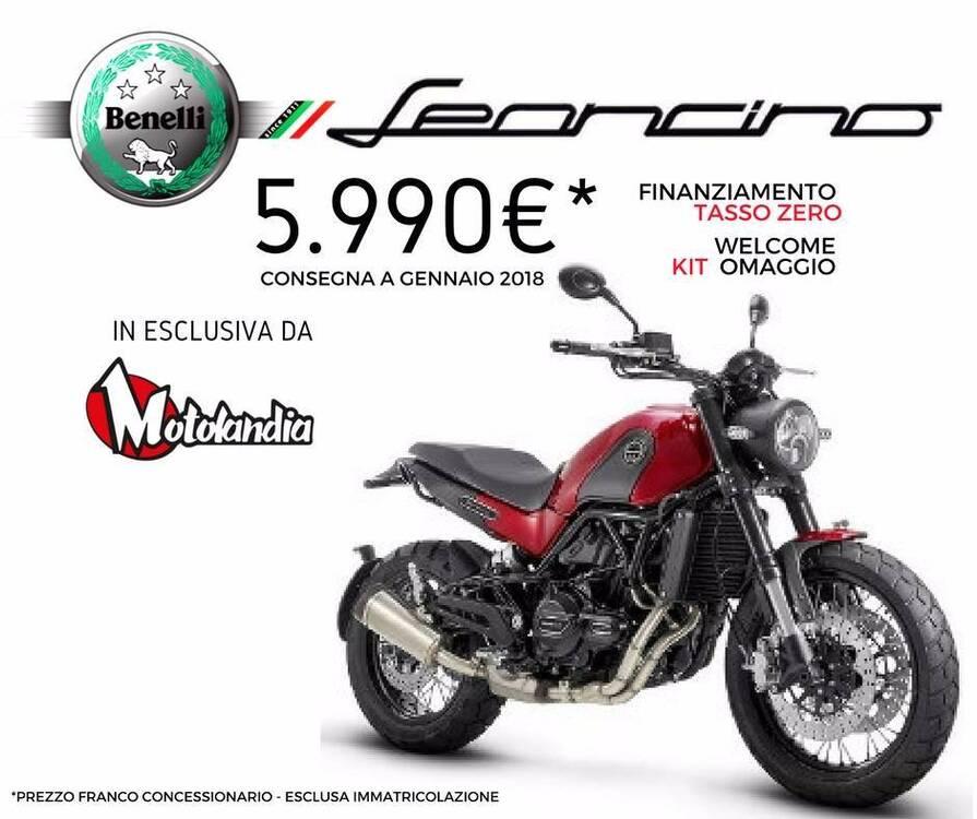 Benelli Leoncino 500 ABS (2017 - 20)