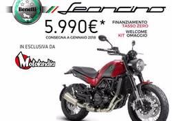 Benelli Leoncino 500 nuova