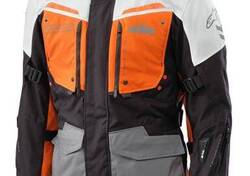 DURBAN GTX TECHAIR JACKET Alpinestars
