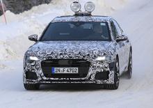 Audi A6. Eccola per i test della prossima generazione