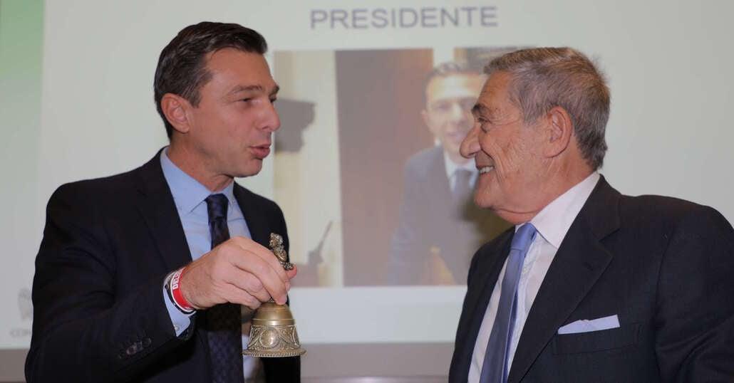 Andrea Dell'Orto succede a Corrado Capelli alla presidenza di ANCMA