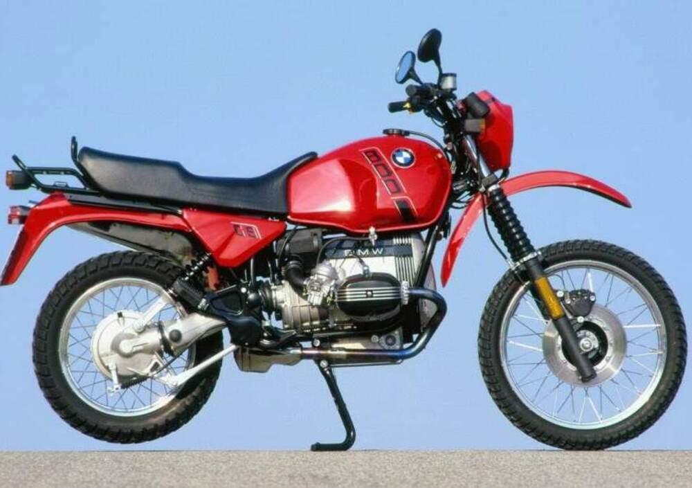 Bmw R 80 G/S (1980 - 87)