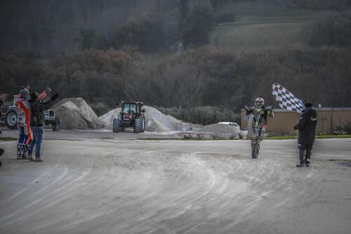 Morbidelli e Pasini vincono la 100 km dei Campioni al Ranch di Rossi (4)